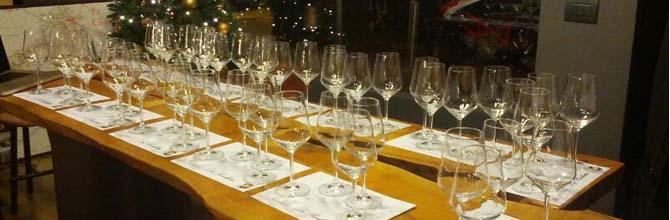 Il 14 dicembre non mancate alla serata gratuita  di introduzione alla degustazione professionale!