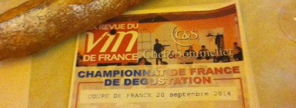 I nostri Sommelier alla Coupe Des Clubs Revue Du Vin de France